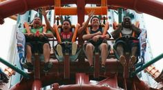 Falcon's Fury begins soft openings at Busch Gardens Tampa via @attractions.