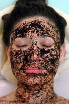 Kávés-mézes pakolás Halloween Face Makeup, Hair Beauty, Make Up, Skin Care, Cosmetics, Healthy, Relax, Live, Crafts