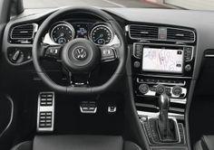 Carro Volkswagen Golf R 2014