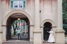 The College of Charleston | Charleston SC Weddings | Liz Duren Photography