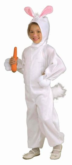Easter Bunny Rabbit Costume - Party Depot