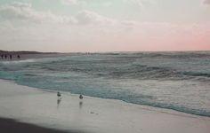 'Spaziergang am Meer' von nordart bei artflakes.com als Poster oder Kunstdruck $20.79