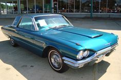 1965 Ford Thunderbird - one of  my all time faves - 4th generation T-Bird