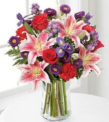 Stunning Beauty Bouquet ... $84