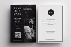 And in this collection of premium design assets, we present you with 50 stunning wedding invitation templates. Loaded with incredible designs from GraphicRiver and Envato. Wedding Invitation Video, Wedding Invitation Card Design, Fall Wedding Invitations, Birthday Card Template, Birthday Invitation Templates, Invitation Ideas, Fall Wedding Flowers, Fall Wedding Colors, Wedding Cards