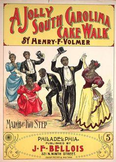 US Slave: Slavery The Plantation South & The Cakewalk