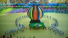 Abertura da Copa do Mundo no Brasil 2014