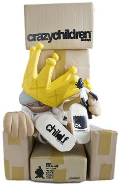 'Crazy Child King' by Michael Lau and produced by Crazysmiles - http://trampt.com/53293 #regretnotpullingtrigger