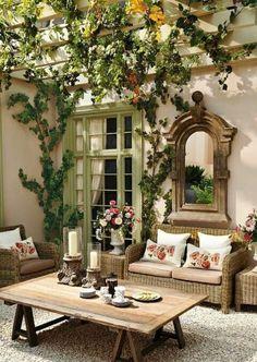 Böyle bir bahçeniz olsun istemez misiniz???