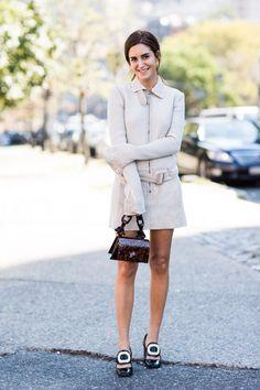 Look of the day 554: NYFW Calvin Klein