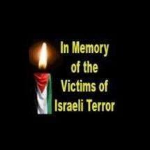 Victims of Israeli TERROR
