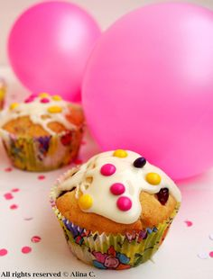 Briose cu fructe | colectia de briose Desserts, Food, Pineapple, Tailgate Desserts, Deserts, Essen, Postres, Meals, Dessert