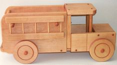 Vermont wooden toys: wooden riding toys - plane and train