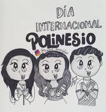 19 Imágenes Magníficas De Dibujos De Los Polinesios Youtubers