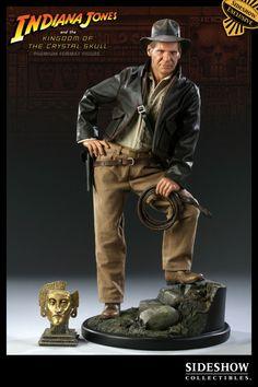 Sideshow Collectibles - Indiana Jones - Premium Format Figure - Statue HQ Statue Guide
