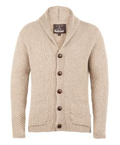 love this mens shawl collar - Barbour