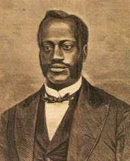 Wright, Jonathan J. (1840-1885)    Jonathan Jasper Wright, the first African American to serve on a state Supreme Court,In 1870 the Republican-dominated legislature in Columbia named him a justice of the state supreme court even though he was 30 and had little courtroom experience.  He joined two white Democrats on the bench.