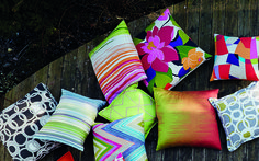 Vibrant, Bold Cushion covers to Brighten Any Room