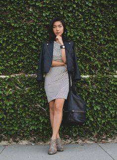 Petite fashion bloggers : Honey & Silk :: BombPetite.com