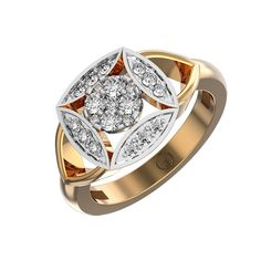 awesome s Four-ever Diamond Anniversary Ring
