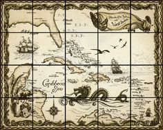 Similar Galleries: Antique Treasure Map , Old Nautical Map ,