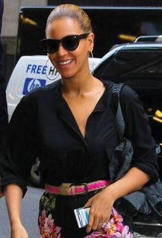 Beyonce in Mande