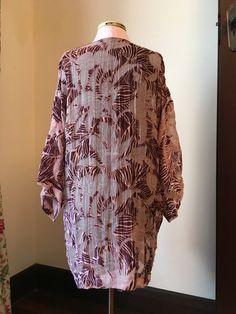 Miss Fisher's kimono, BurdaStyle 2012-02-112, back