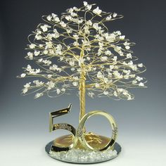 50th anniversary party ideas on a budget | Ideas for 50th wedding anniversary party centerpieces? - Yahoo ...