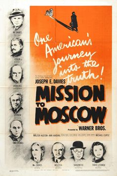 Mission to Moscow, 1943