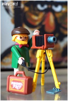 Playmobil fotógrafo                                                                                                                                                                                 Más