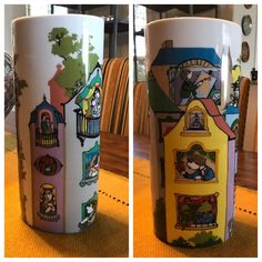 Vero Beach, Serving Plates, White Porcelain, 1980s, Unique Gifts, Decorative Plates, German, Vase, Artist