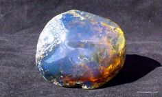 Finest Dominican Blue Amber: Rare Amber and Larimar jewels of Dominican Republic