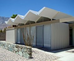 Wexler/Alexander home in Palm Springs