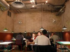 East Street Restaurant @ Rathbone Place, Tottenham Court Road