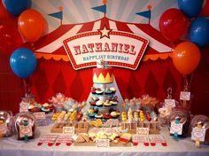 94 Circus Party Ideas Circus Party Circus Birthday Carnival Birthday