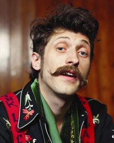 gypsy punk! Gogol Bordello< i love this man