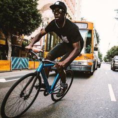 Leader Bikes back at the store! #fixie #fixedgear #fixiebikes