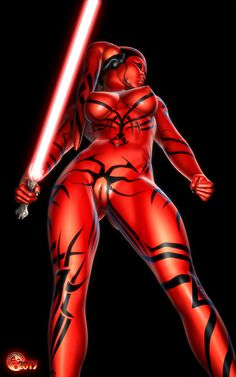 Star wars darth talon porn