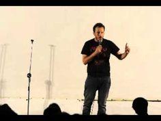 Montanini Giorgio alla Festa della Comunità di Capodarco di Fermo - YouTube