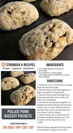 14 best high protein desserts images in 2019 Diet Snacks, Healthy Snacks, Healthy Recipes, Healthy Dishes, Healthy Eats, Best Low Carb Recipes, Favorite Recipes, Carbquik Recipes, Bisquick Recipes