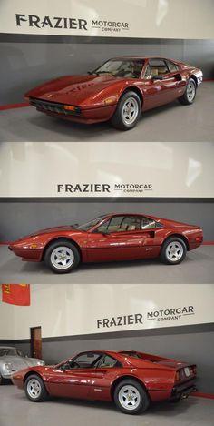 1981 Ferrari 308 GTBi