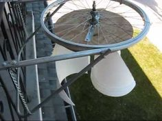 My VAWT (Vertical Axis Wind Turbine) - YouTube