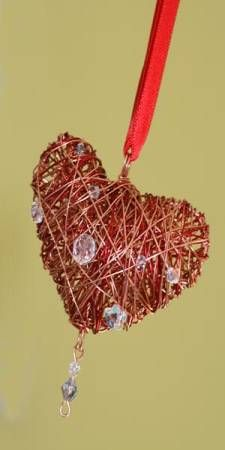 Wrapped Heart Tutorial