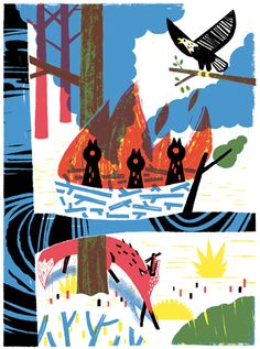 marta monteiro ILLUSTOPIA : Illustration Agency : children's books : advertising : editorial : design