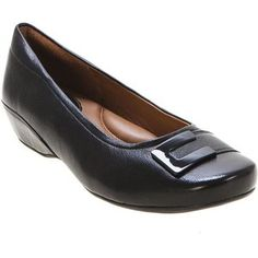 comfy black shoes