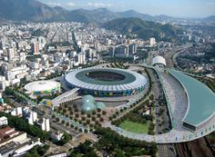 Rio 2016 Olympics stadium closed indefinitely because of structural problems with its roof