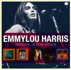 Emmylou Harris - Original Album Series