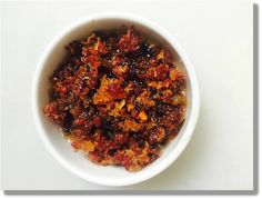 Cooking with Amy: A Food Blog: XO Sauce Recipe