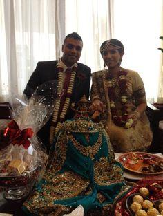 Asian wedding at Chutney Ivy...