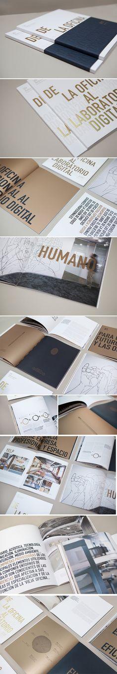 Aguirre Newman Arquitectura. Libro Prestigio XX Aniv. on Behance